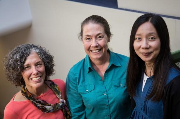 Drs. Heidi Feldman, Lynne Huffman and Irene Loe